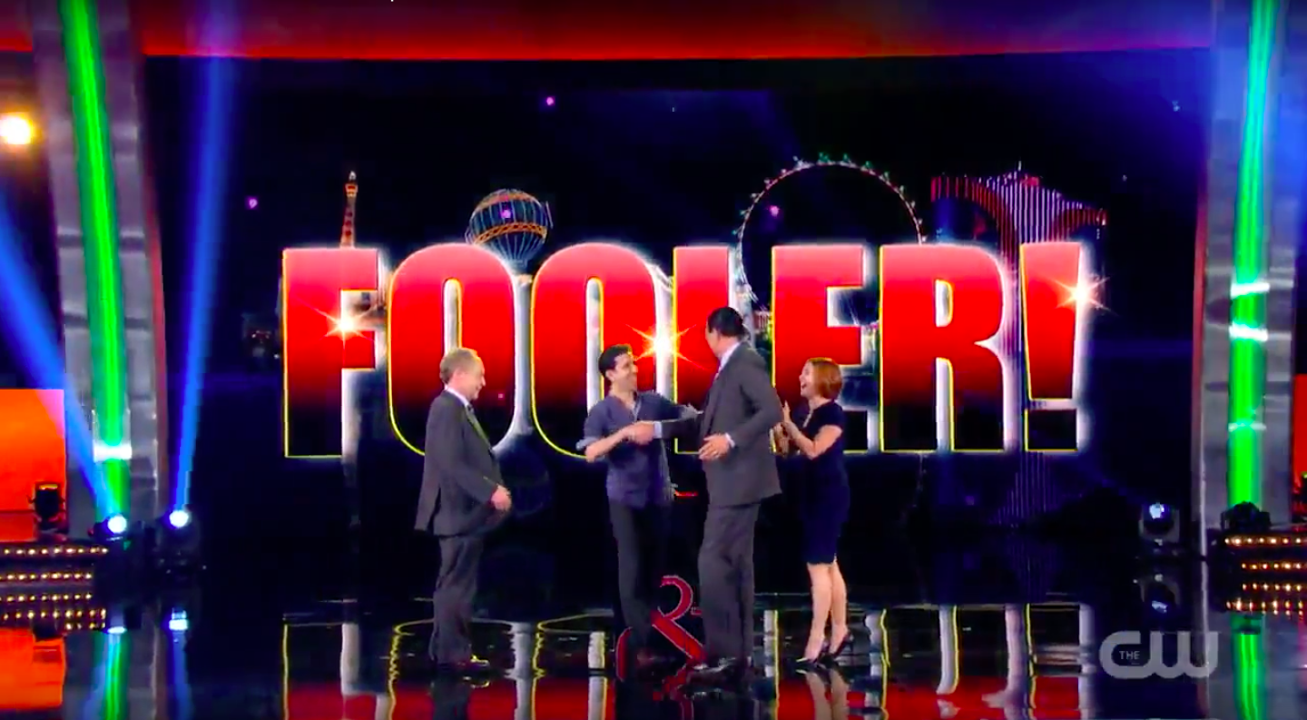Vitaly Beckman on Penn & Teller Fool Us