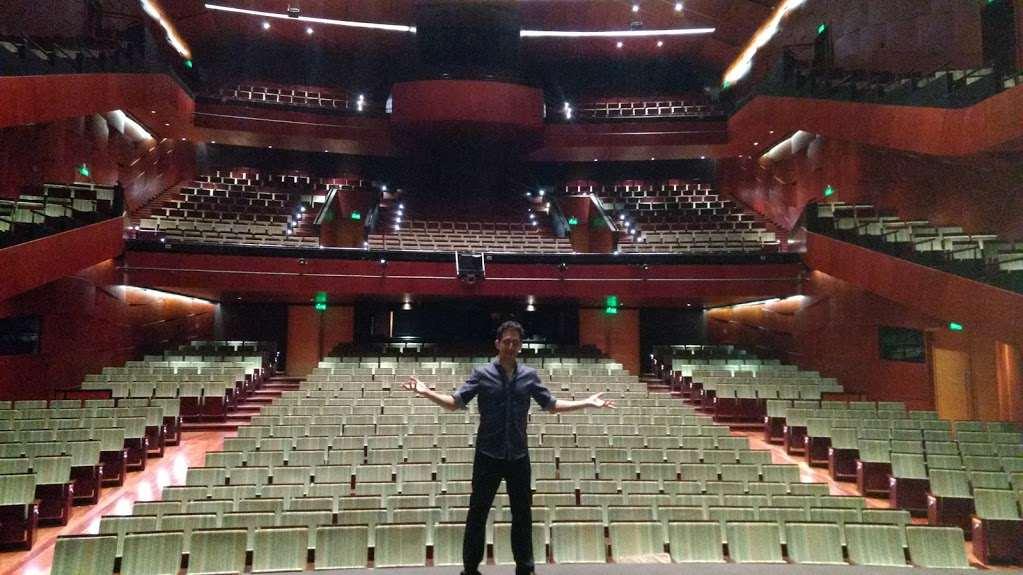 Teatro del Lago – Chile