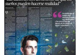 Chilean Newspaper Feature
