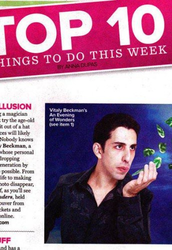 TV Week Magazine