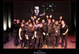Vitaly and crew at Teatro del Lago Chile