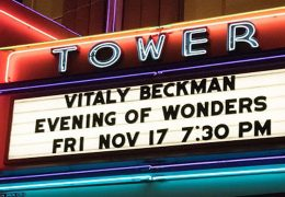Vitaly Billboard Tower Theatre Bend Oregon